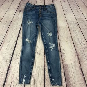 Maurices hi rise jeans